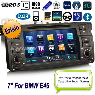 "Autoradio BMW E46 MG ZT Rover 75 3 Series M3 GPS DVR TNT Bluetooth DVD DVR 7""746"