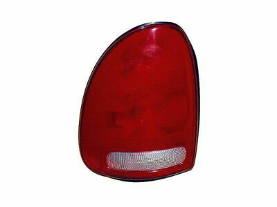 Left Driver Side Tail Light Embly For 1996 2000 Dodge Caravan 1999 D228ch