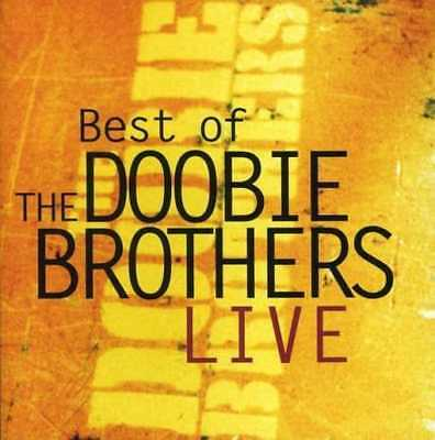 The Best of the Doobie Brothers Live NEW CD