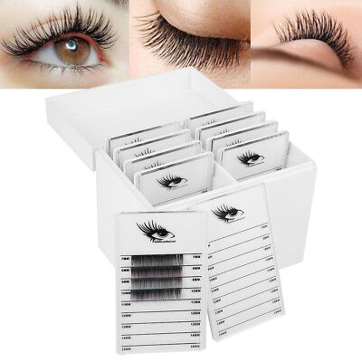 10L Eyelash Storage Organizer Box Makeup Lash Extensions Holder Cosmetic Case AU