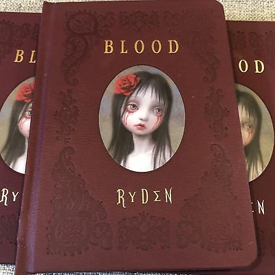 Mark Ryden - Blood - Tattoo Reference Flash Book