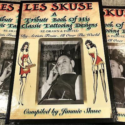 Les Skuse: A Tribute Book of His Classic Tattooing Designs