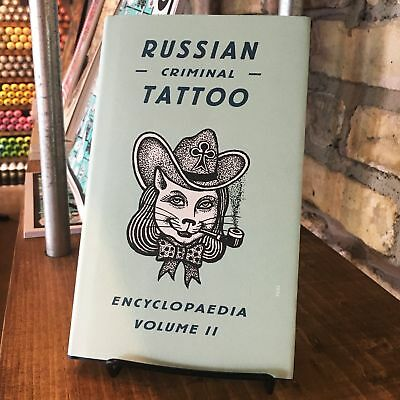 Russian Criminal Tattoo Encyclopaedia: Volume 2
