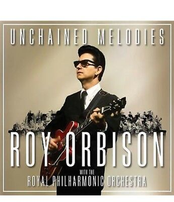 Roy Orbsion Royal Philharmonic Orchestra Unchained Melodies CD New Sealed