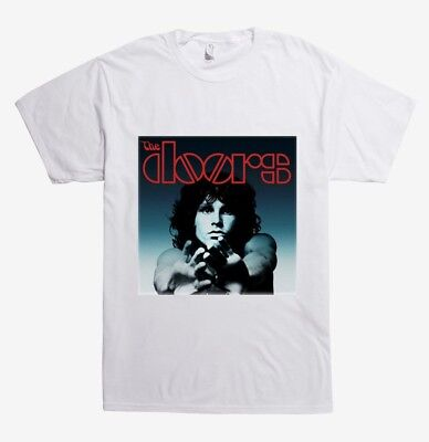 356f8f26358a The Doors Shirtless Jim T-Shirt Music Tee Bravado 100% Authentic & Official  NWT