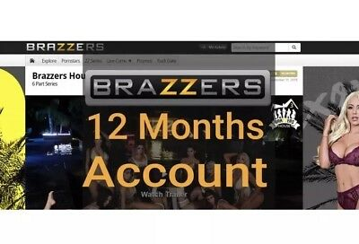 Brazzers  Account 1Year Fast Dalivery