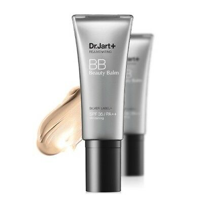 [Dr. Jart+] Rejuvenating BB Cream Beauty Balm Silver Label+ SPF35 PA++ 40ml