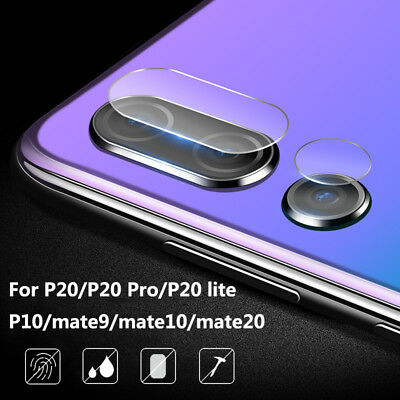 New Tempered Glass Cover Lite Lens Camera Protector  For Huawei P20 Pro