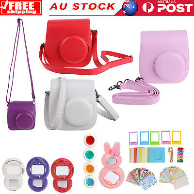 7 in1 Instant Film Camera Accessories Bundles Set Kit for Fujifilm Instax Mini 8