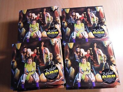 Red Velvet - RBB (5th Mini Promo) with Autographed (Signed)