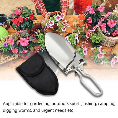 Portable Mini Folding Shovel Survival Spade Multifunction for Fishing Camping