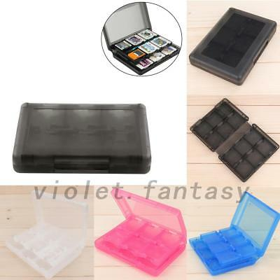 Game Card Case Holder 28 Cartridge Storage Box For Nintendo 3DS DSi DS XL LL