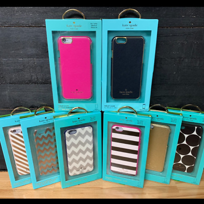 NEW! Kate Spade New York IPHONE CASES FOR 5/5S/SE, 6/6S, 6+/6S+, 7/8, 7+/8+!