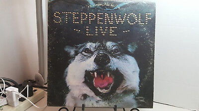 Steppenwolf Live - Steppenwolf - Dunhill / ABC Records DSD50075