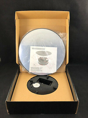Auto Art Rotary 25.5cm Mirror Top Display Stand (Medium) 98022 NIB Ships Free