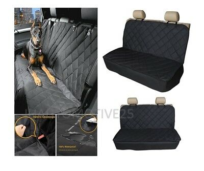 Heavy Duty Quilted Pet Hammock Seat Cover  For Ford Focus Turnier 2010-2016
