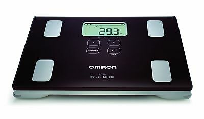 Omron BF214 Body Composition and Body Fat Monitor Bathroom Scale