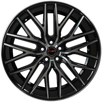 audi q5 2009 2010 2017 18 oem wheels rims set 645 97 picclick Audi S4 Rims 4 gwg wheels 22 inch black machined flare rims fits audi q5 2009 2018