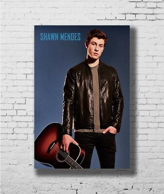 T-1084 Art Poster Shawn Mendes Music Hot Silk 24x36 27x40IN