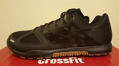 Reebok CrossFit Nano 2.0 Men's Training Shoes Black/Rubber Gum/White (CN7925)
