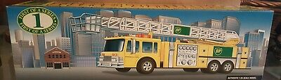 BP British Petroleum 1996 Aerial Tower Fire Truck Collector's Edition