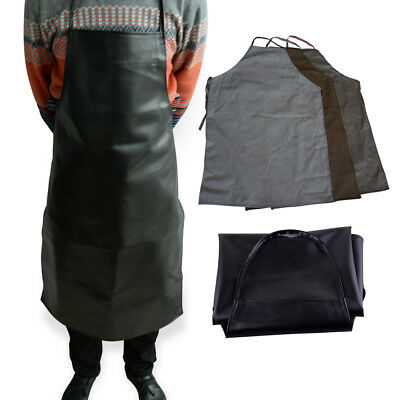 NewRandom Faux Leather Insulation Welding Apron Welder Equipment Heat Protection