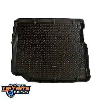 Rugged Ridge 12975.49 Blk Rear All Terrain Cargo Liner for 2018 Wrangler JL 4-Dr