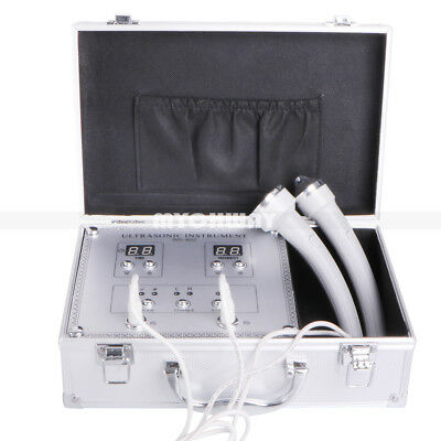 1MHZ 3MHZ Ultrasound Pain Therapy Ultrasonic Facial Massager Cleaner Skin Unit
