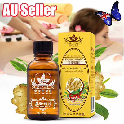 2018 new arrival Plant Therapy Lymphatic Drainage Ginger Oil 100% Natural JW