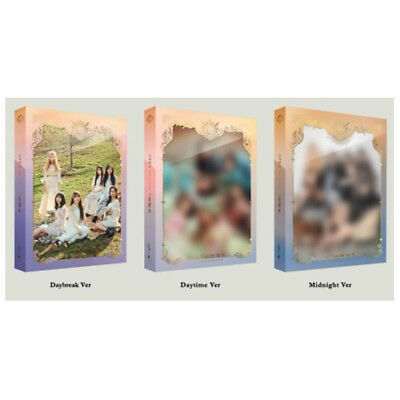 GFRIEND TIME FOR US 2nd Full Album version SELECT  CD