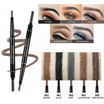 Waterproof Eyebrow Liner Microblading Smudge-proof Pencil Tattoo 3D Pen Liner UK