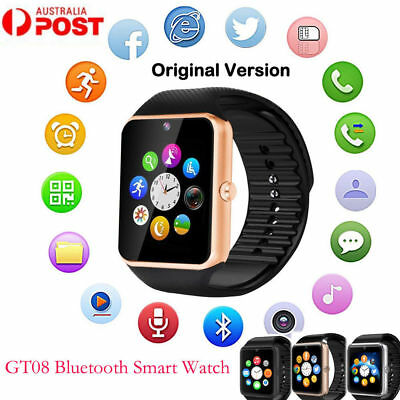 The Best Smart Watch Tracker Phone & Camera Bluetooth Apple & Android Compatible