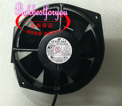 STYLEFAN UZS15D22-MGW Fan 220VAC 50/60HZ 172*150*38mm #M406B QL