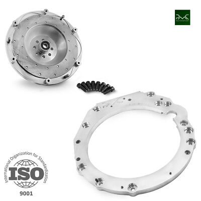Adapter Kit Nissan SR20DET to BMW M57N GS6-53DZ SIngle Disc SWAP S13 S14 S15