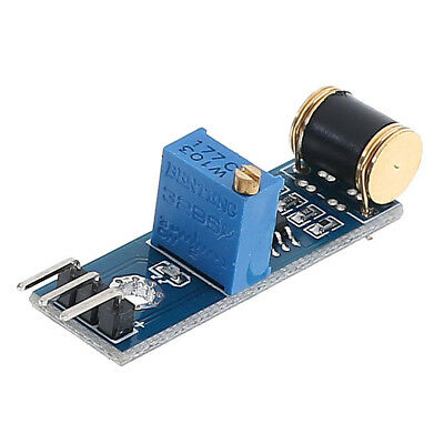 801s shake vibration sensor module for arduino open source LM393 3-5VDC TT logic