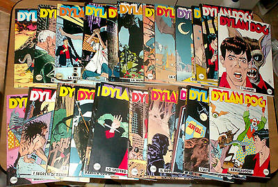 Dylan Dog originali sequenza 51 / 100