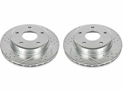 C0268 FIT 2005 2006 2007 2008 2009 2010 Dodge Dakota Brake Rotors Pads F