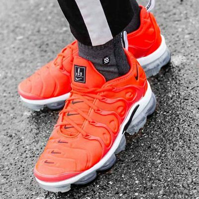 separation shoes 4c868 66f27 NIKE AIR VAPORMAX PLUS Sneakers Trainers Men`s Running Sport Shoes 924453- 602