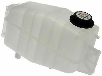 Front Expansion Tank For 1995-2002 International 4700 DT466 1996 1997 W652YX