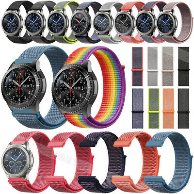 For Apple Watch Series 4 40mm/44mm Nylon Wrist Band Strap Bracelet Replacement