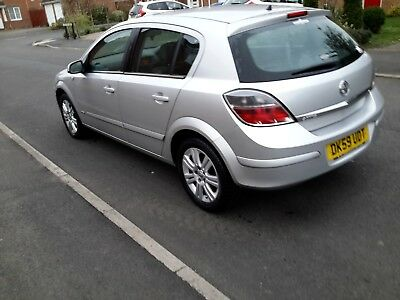 Vauxhall Astra 1.6 Design,2009,mot,very Good Condition,starts And Drives Well