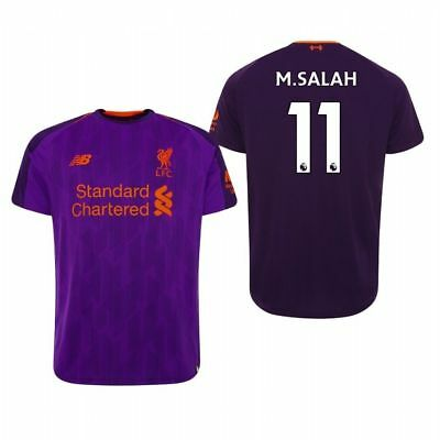 Liverpool Away Shirt M.Salah (11) Size S to 4XL Adult Sizes