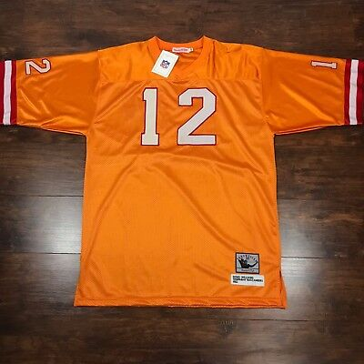aa341f5bb ... where can i buy mitchell ness mens 3xl 56 tampa bay buccaneers doug  williams authentic jersey aliexpress nfl reebok throwbacks ...