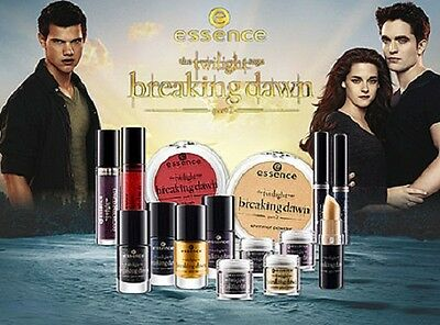 Essence Twilight  S aga  B reaking  D awn part 2 Exclusive Limited Edition