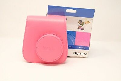 Fujifilm Groovy Camera Case for Instax Mini 9 - New with damaged box