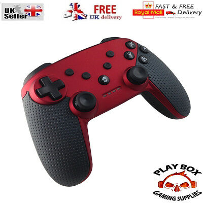 Wireless Pro Controller Gamepad Joypad For Nintendo Switch Console