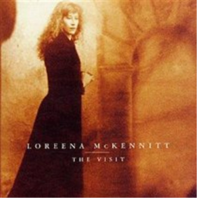 Loreena McKennitt-The Visit CD NUEVO