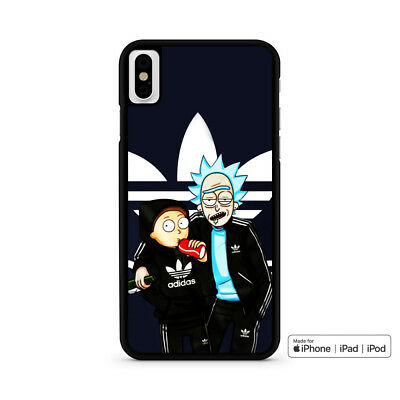 separation shoes 19aea 50e67 RICK AND MORTY For iPhone 6 6S 7 8 Plus X Xs Max Xr Phone Case