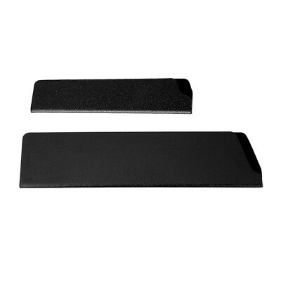 "2pcs/pack Chef Knife Edge Guard-Universal Cover 8"", 5"" Full Coverage Half Open"