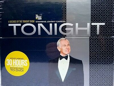 The Tonight Show Starring Johnny Carson: Tonight - 4 Decades of The Tonight Show